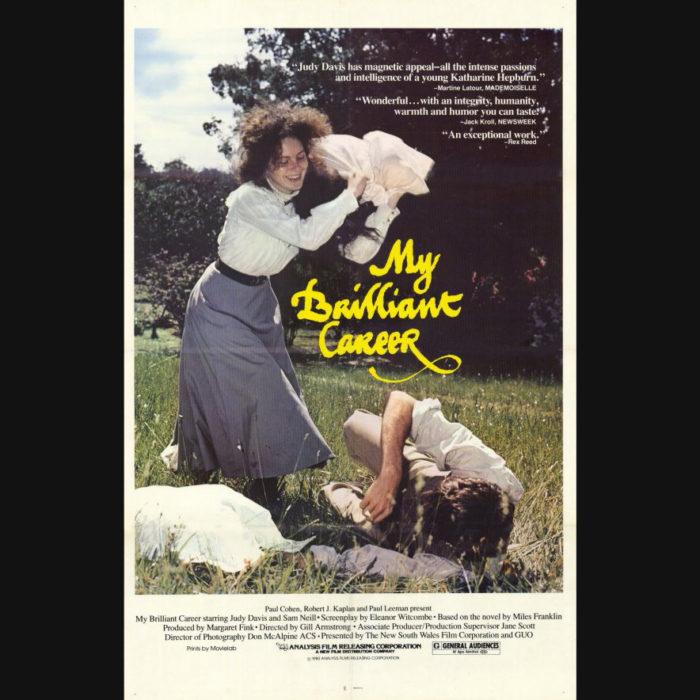 0005 My Brilliant Career (1979*)