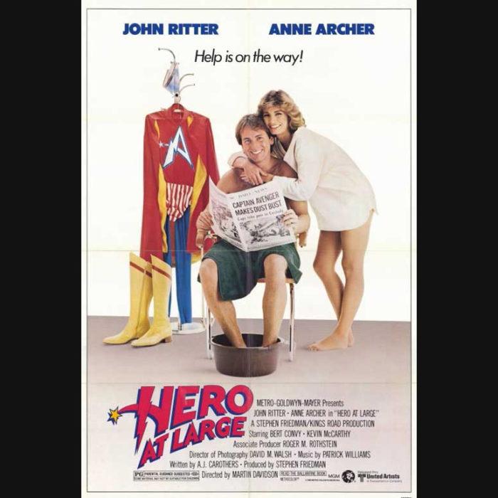 0009 Hero at Large (1980)