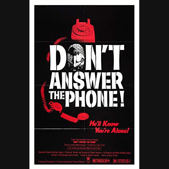 0016 Don't Answer The Phone! (1980)