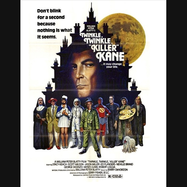 0018 The Ninth Configuration (1980)