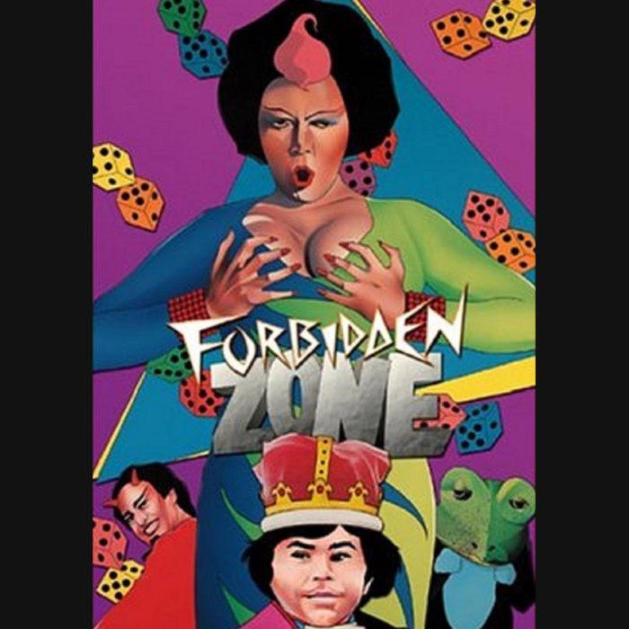 0023 Forbidden Zone (1980*)