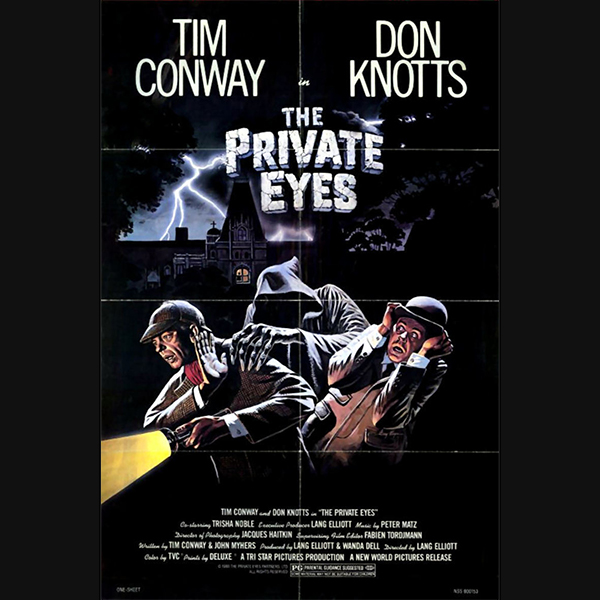 0035 The Private Eyes (1980)