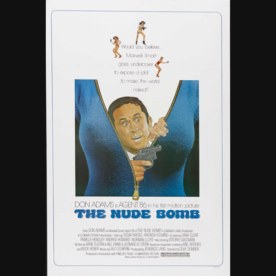 0041 The Nude Bomb (1980)