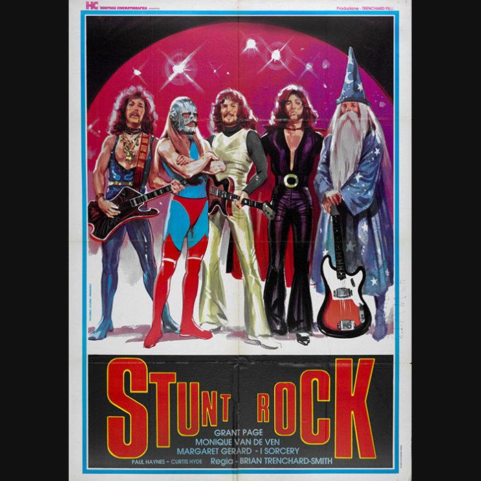 0042 Stunt Rock (1978*)