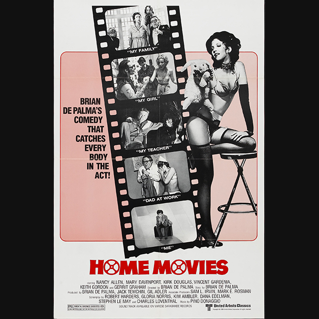 0044 Home Movies (1979*)