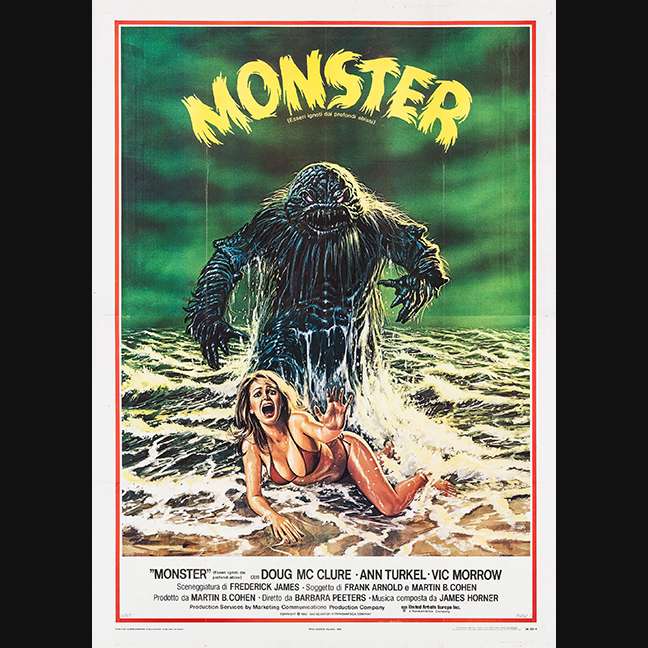 0045 Humanoids From the Deep (1980)