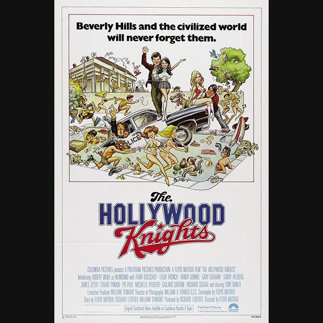 0053 The Hollywood Knights (1980)