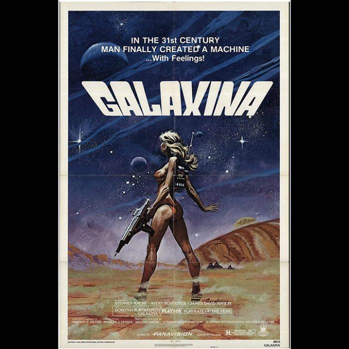 0057 Galaxina (1980)