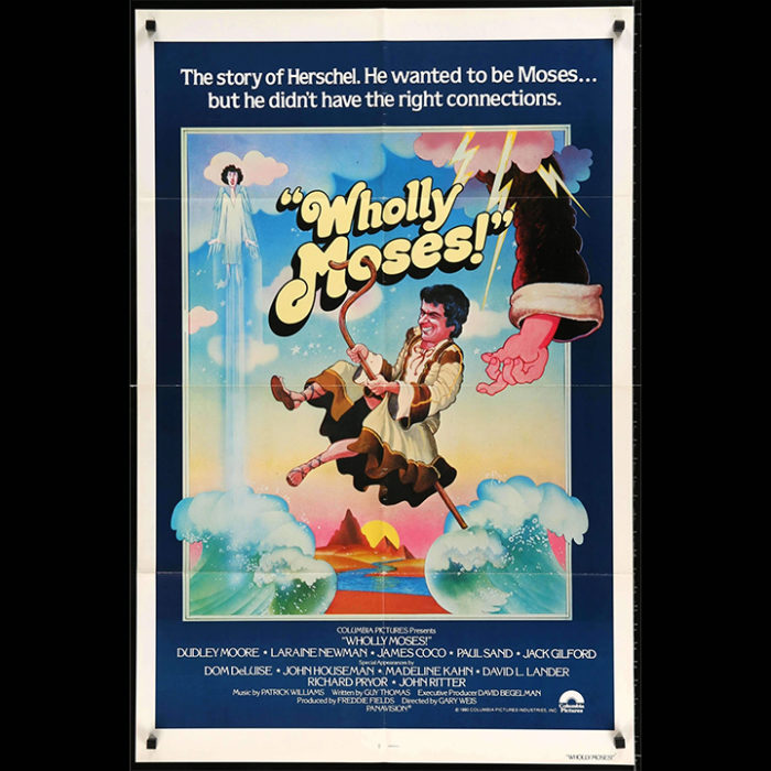 0065 Wholly Moses! (1980)