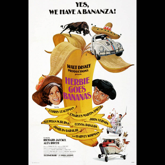 0071 Herbie Goes Bananas (1980) w/ Joaquin Garay III