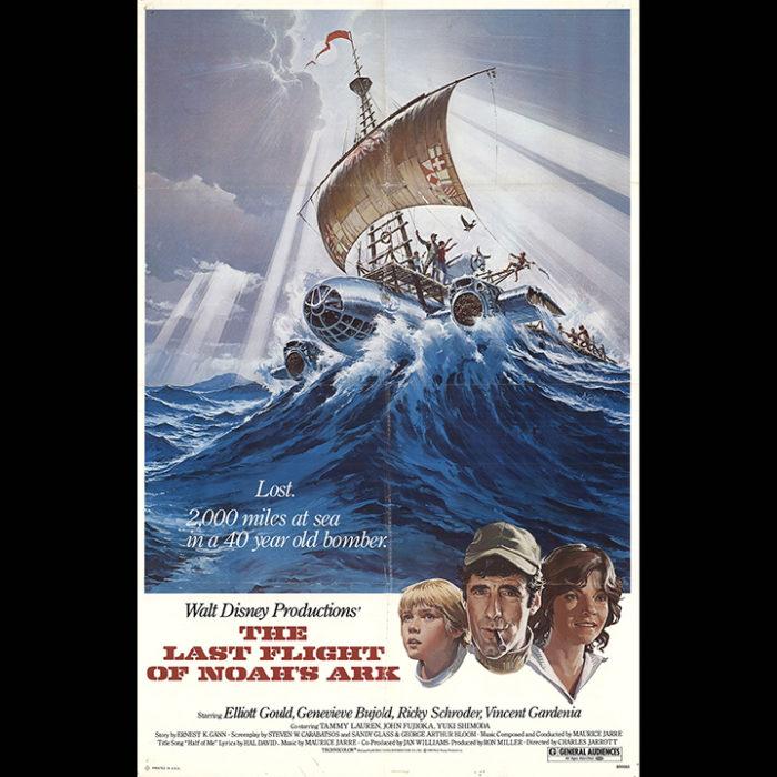 0072 The Last Flight of Noah's Ark (1980)