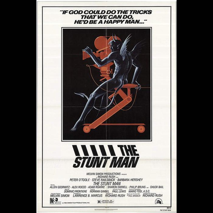 0073 The Stunt Man (1980)