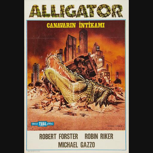 0076 Alligator (1980)