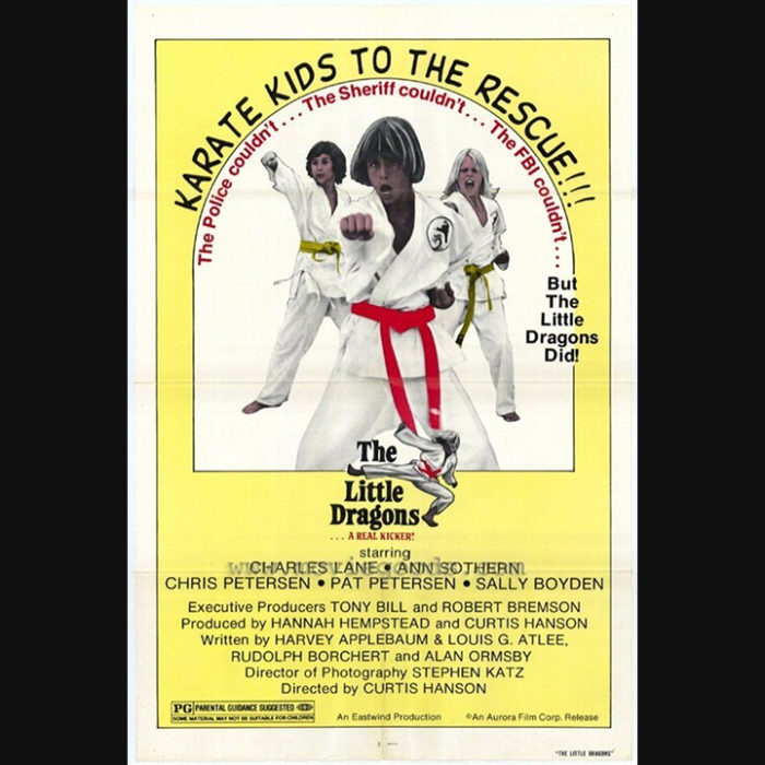 0084 The Little Dragons (1980)
