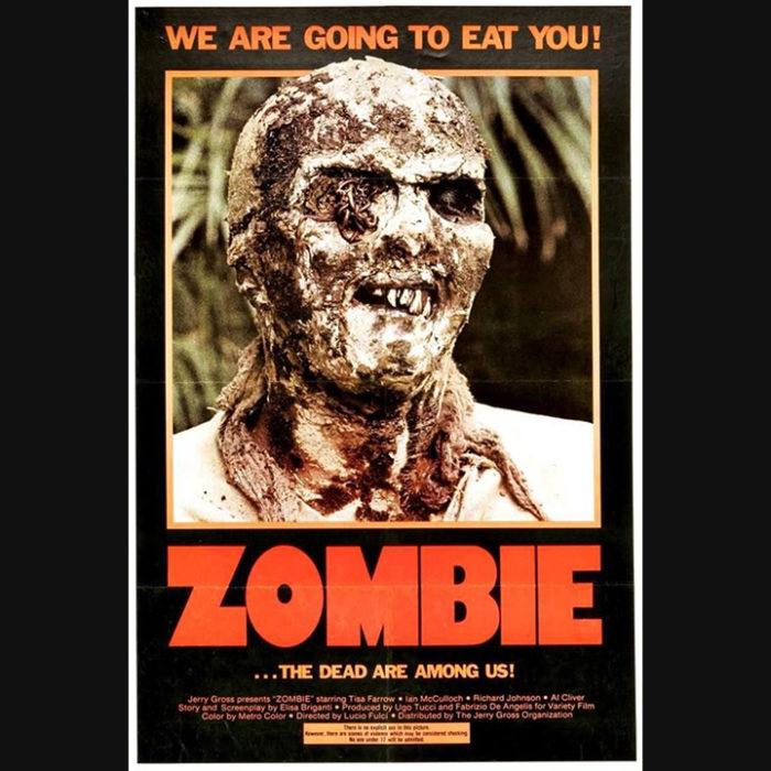 0086 Zombie (1979*)