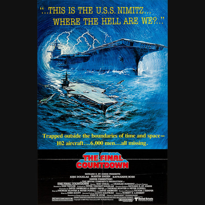 0091 The Final Countdown (1980)