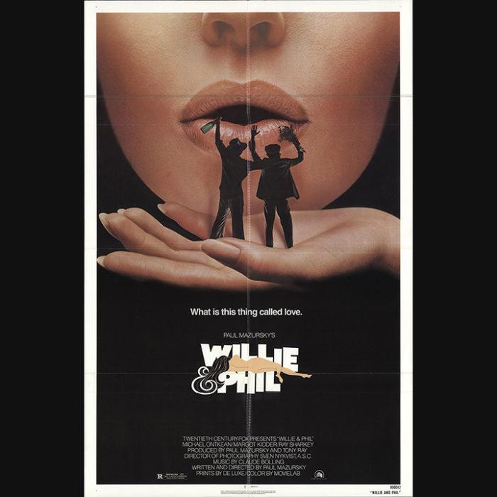 0100 Willie & Phil (1980)