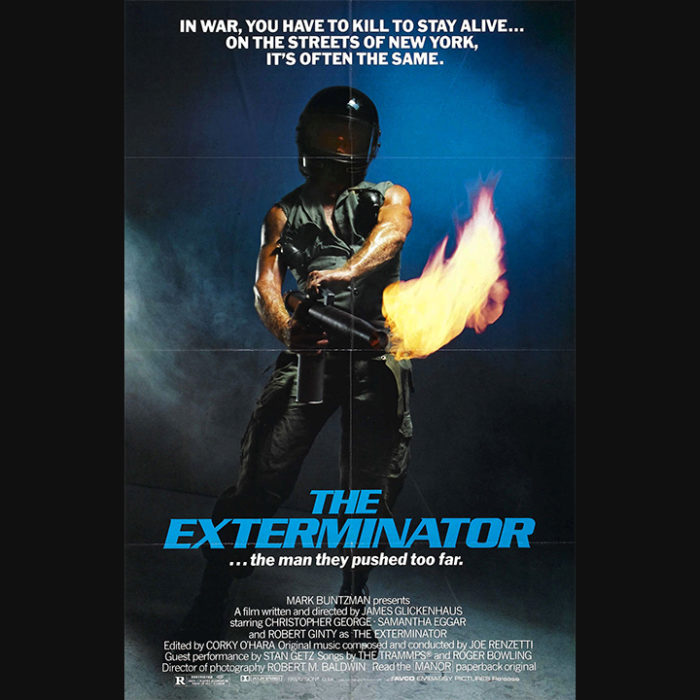 0107 The Exterminator (1980)