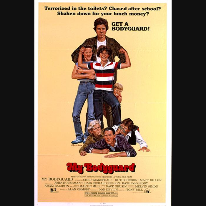 0113 My Bodyguard (1980)