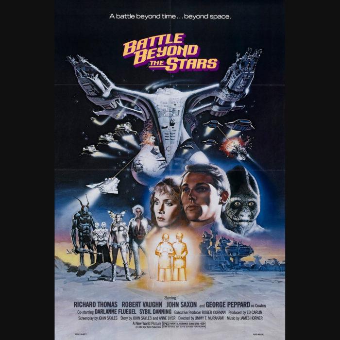 0105 Battle Beyond the Stars (1980)