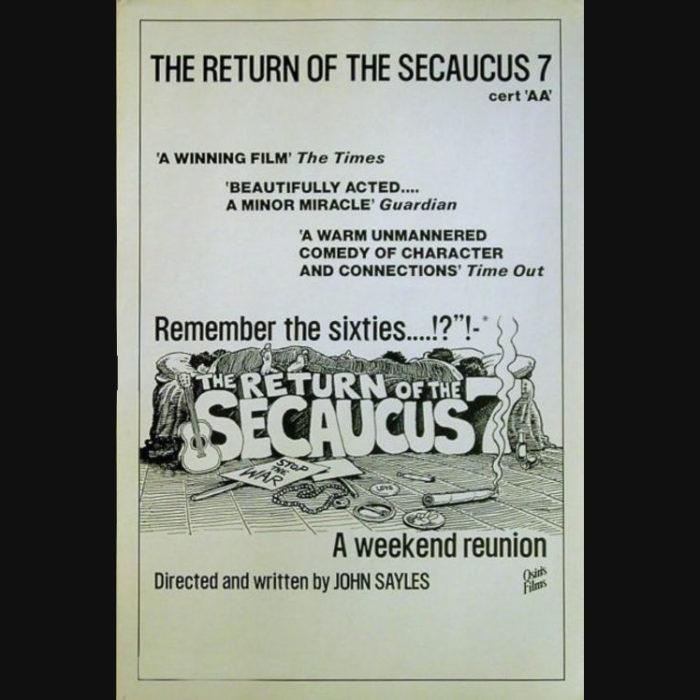 0104 Return of the Secaucus 7 (1980)