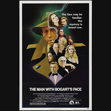 0121 The Man With Bogart's Face (1980)