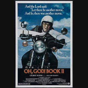 0122 Oh, God! Book II (1980)