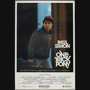0123 One-Trick Pony (1980)
