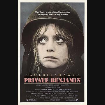 0128 Private Benjamin (1980)
