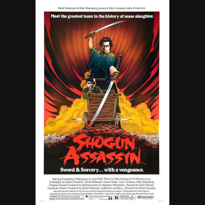 0143 Shogun Assassin (1980)