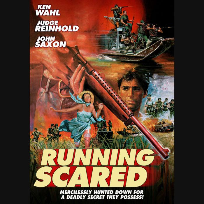 0145 Running Scared (1980)