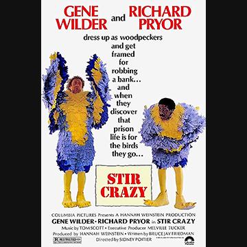 0154 Stir Crazy (1980)