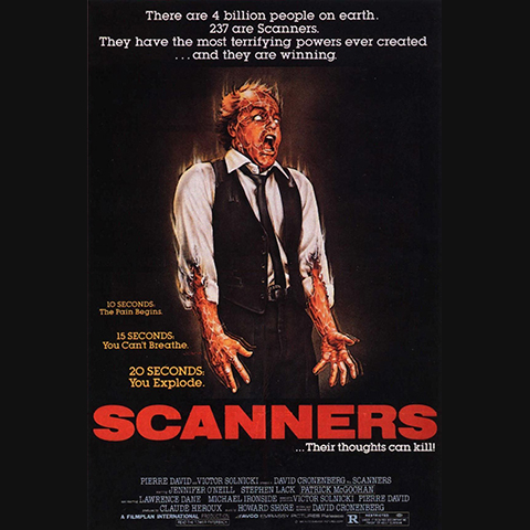 0173 Scanners (1981)