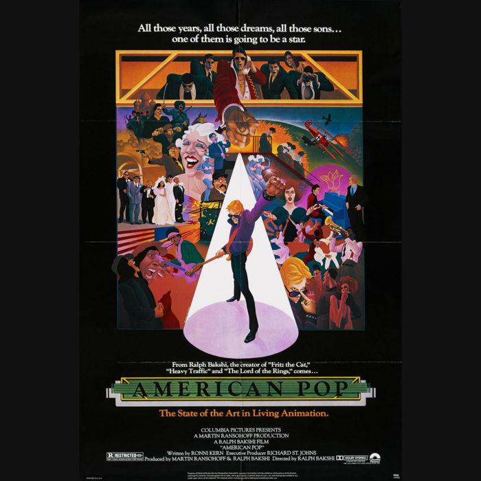0182 American Pop (1981)