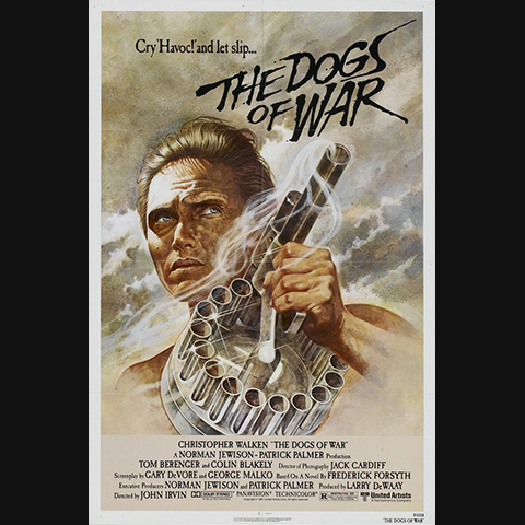 0184 The Dogs of War (1981)