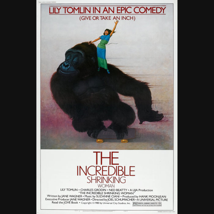 0177 The Incredible Shrinking Woman (1981)