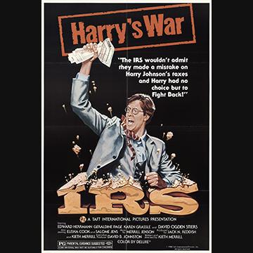 0186 Harry's War (1981)