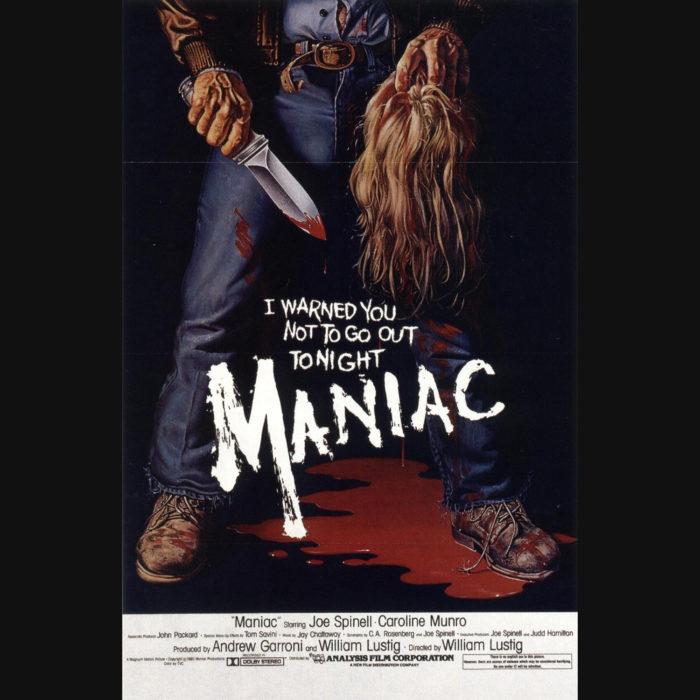 0192 Maniac (1981)