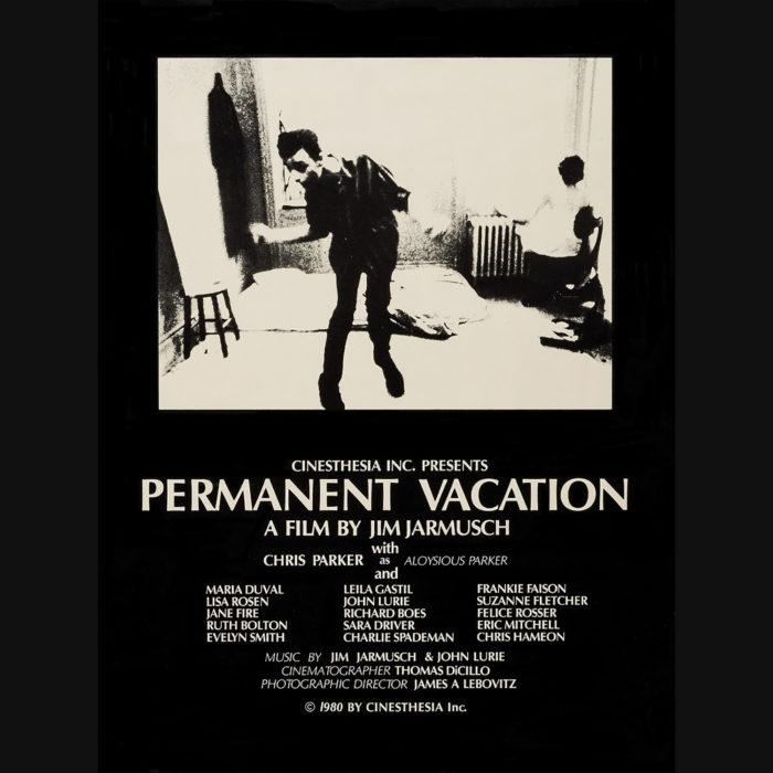 0194 Permanent Vacation (1980*)