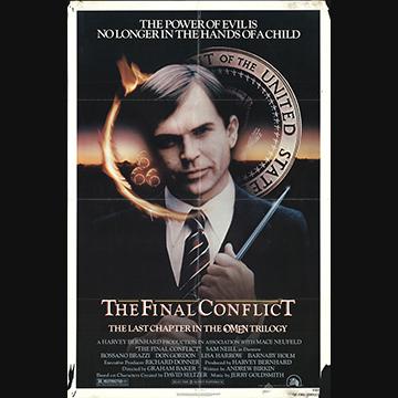 0200 Omen III: The Final Conflict (1981)