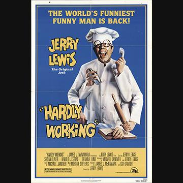 0205 Hardly Working (1981)