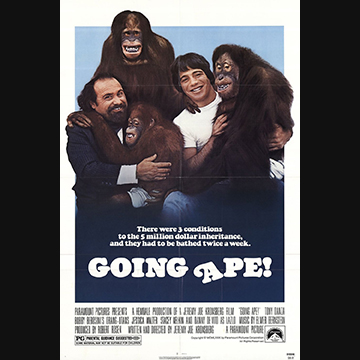 0207 Going Ape! (1981)
