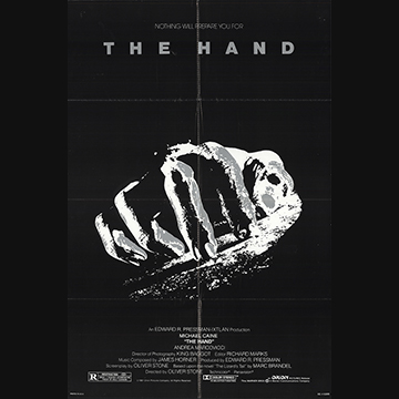 0215 The Hand (1981)