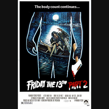 0218 Friday the 13th Part 2 (1981)