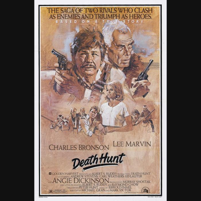 0232 Death Hunt (1981)