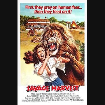 0237 Savage Harvest (1981)