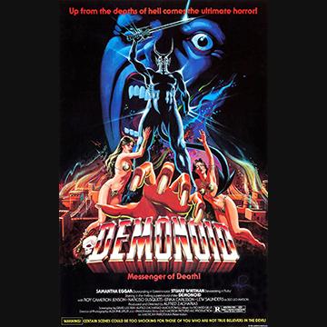 0240 Demonoid: Messenger of Death (1981)